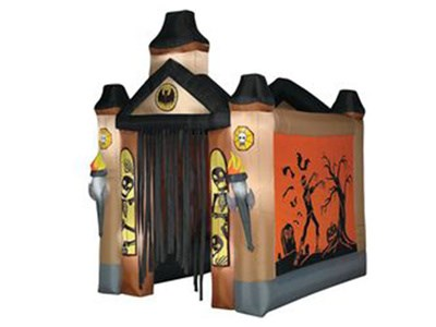 Amazing Hot Sales Halloween Inflatable Haunted Houses